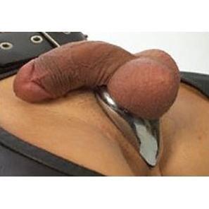 Kroužek na penis - kapka