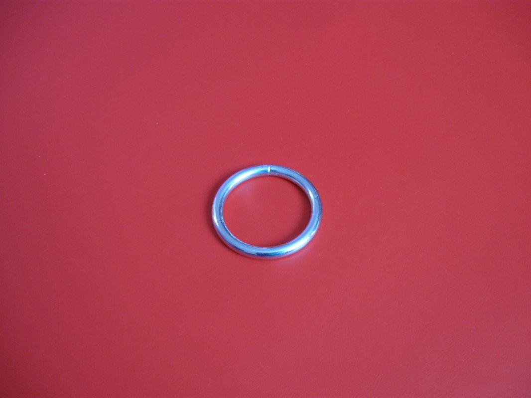 Kovový kroužek průměr 48 mm