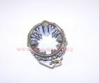 Kali's Teeth - CTB Ring - Nerezový kroužek s hroty