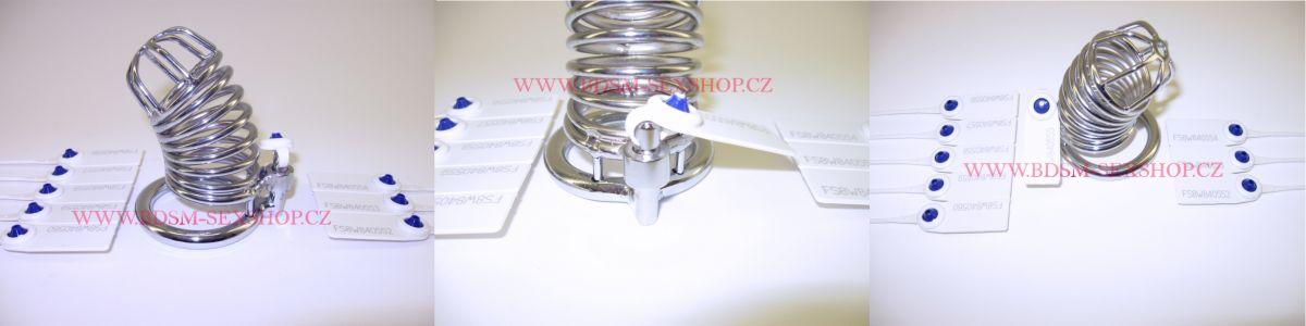 Plastová plomba - jednorázová