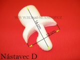vibrační hůlka příslušenství