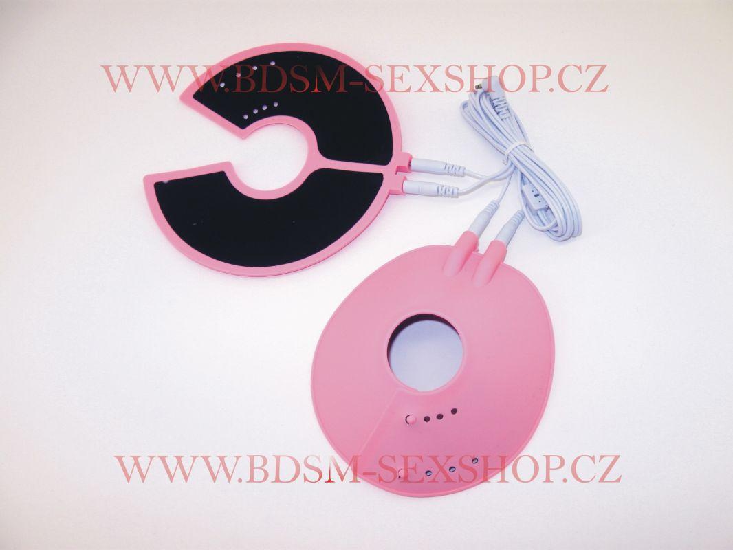 elektrosex prsa