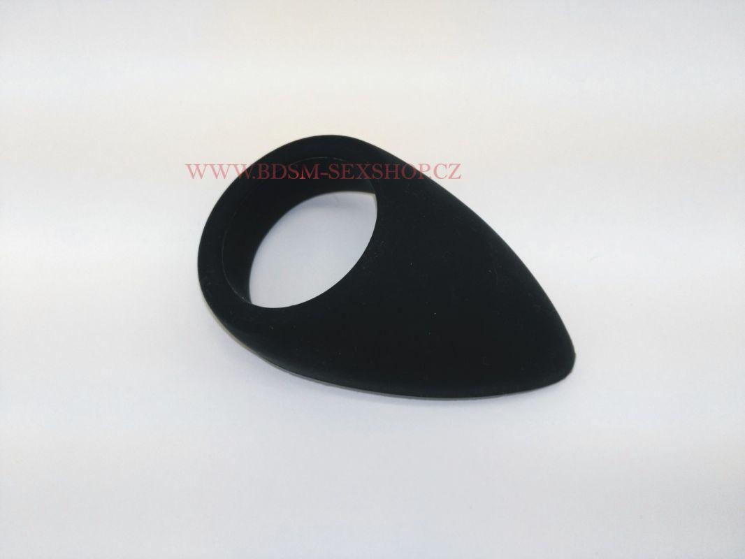 Kapka na penis - silikonová
