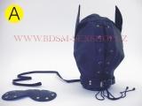 Kukla maska Pes