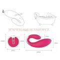 Fine touch - vibrátor - fialový