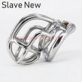 Pás cudnosti Slave New