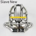 Pás cudnosti Slave - nerezový