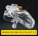 Mužský plastový pás cudnosti HT9