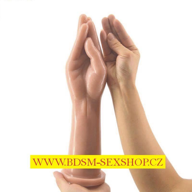 dildo ruka